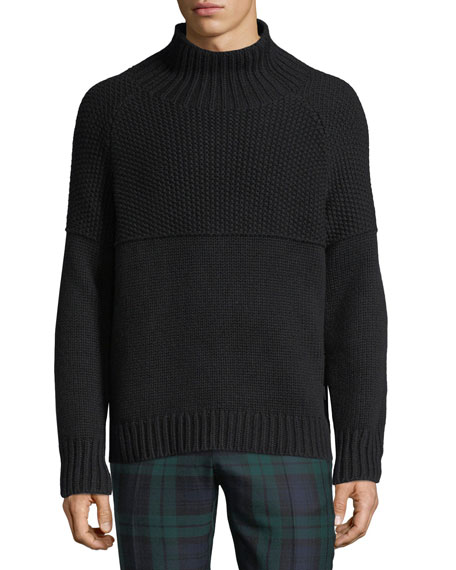 Burberry Cashmere Fisherman Sweater