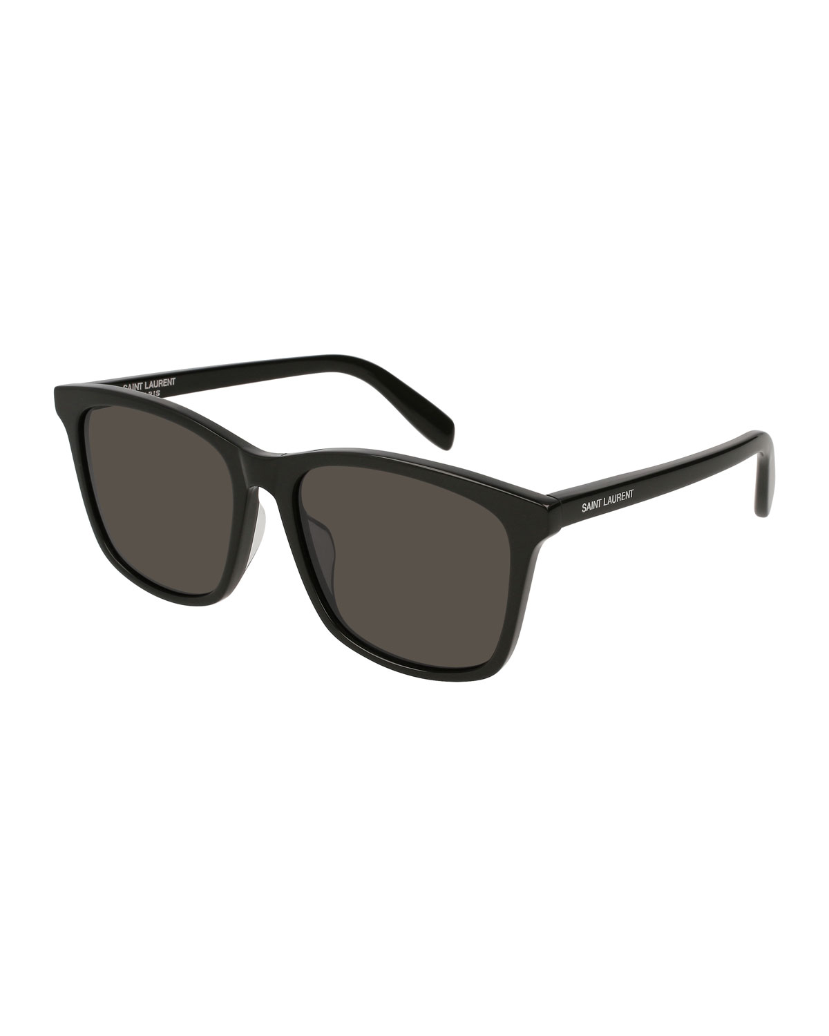 f99d4fdd655 Saint Laurent Square Acetate Sunglasses