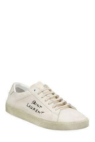 Saint Laurent Men's Shoes \u0026 Sneakers at