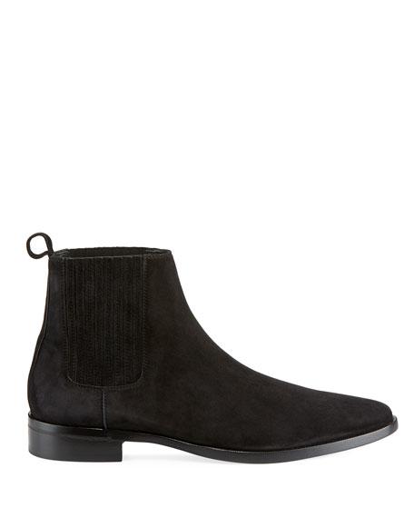 Men's Peck Chelsea Boot, Black
