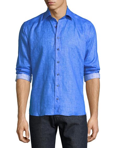 New Warrant Linen Shirt