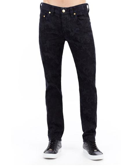 Rocco Camo Skinny Jeans