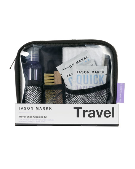 Jason Markk Essential Shoe Cleaning Kit and Matching