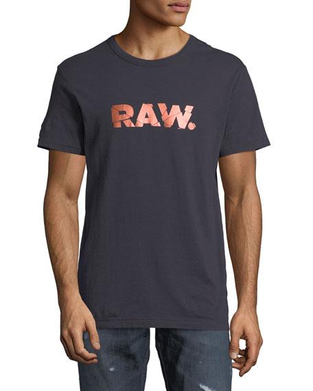 Wokoto RAW Text T-Shirt