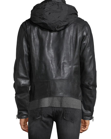Empral 3D Zip-Up Jacket w/ Hood