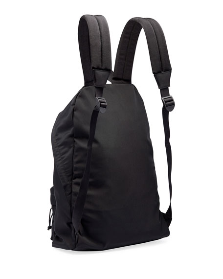 Men's Double-Logo Tri-City Backpack