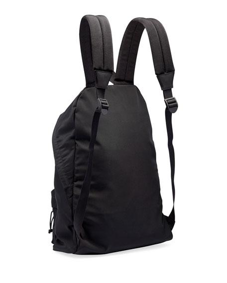 Men's Double-Logo Tri-City Backpack