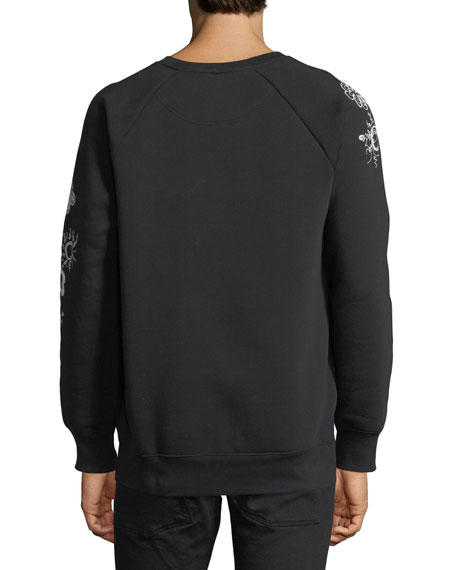 Squiggles Logo Sweatshirt