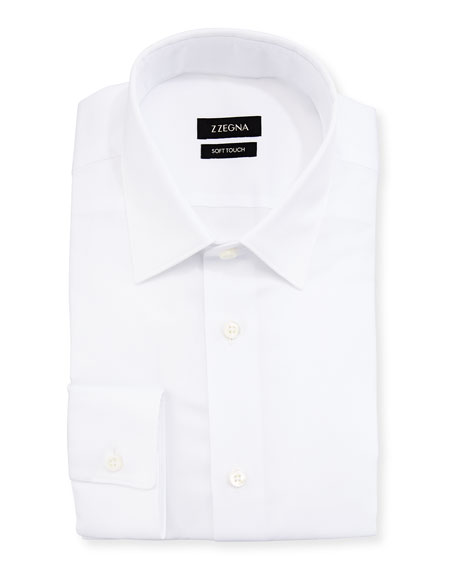 Solid Soft Touch Dress Shirt