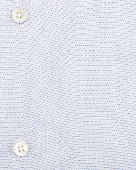 Soft Touch Dash-Print Dress Shirt