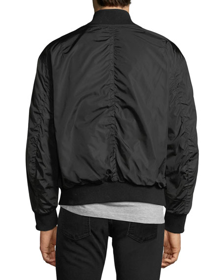 Hawton Reversible Bomber Jacket