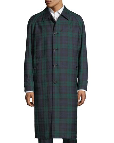 Hollins Reversible Top Coat