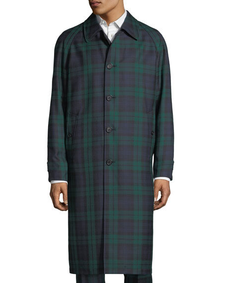 Burberry Hollins Reversible Top Coat