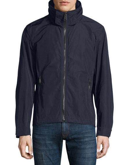 Hedley Zip-Front Jacket
