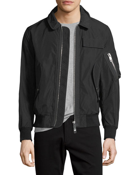 Burberry  RIDGFORD BOMBER JACKET