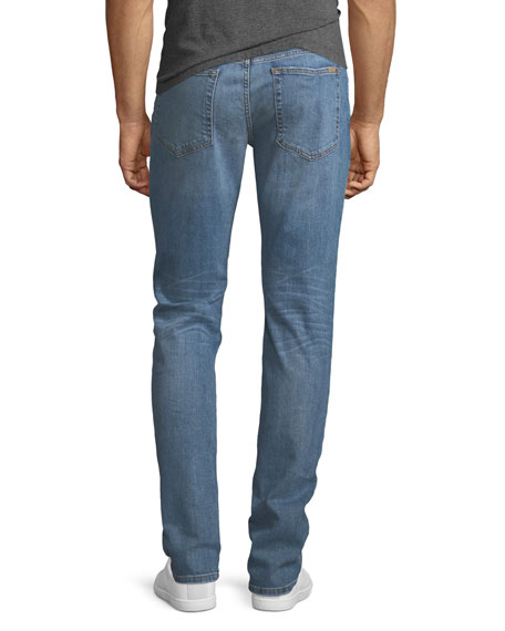 Men's Slim Cotton-Blend Jeans, Wyman