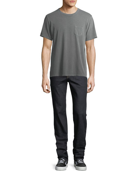 Men's The Classic Straight-Leg Stretch Jeans, Halford