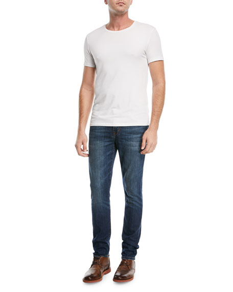 Men's Slim-Straight Denim Jeans, Yates