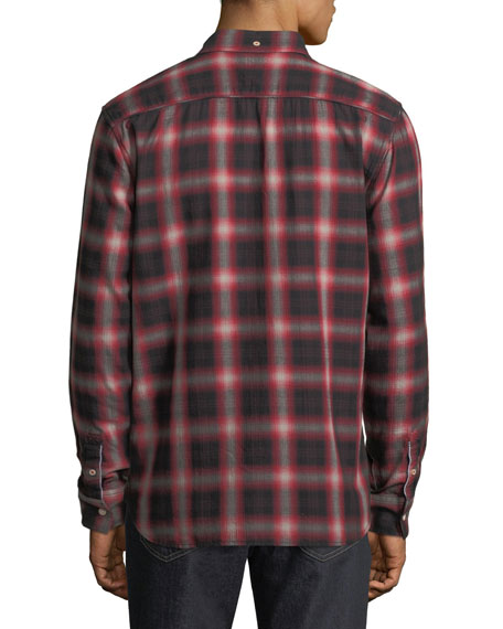 Men's Piper Plaid Sport Shirt