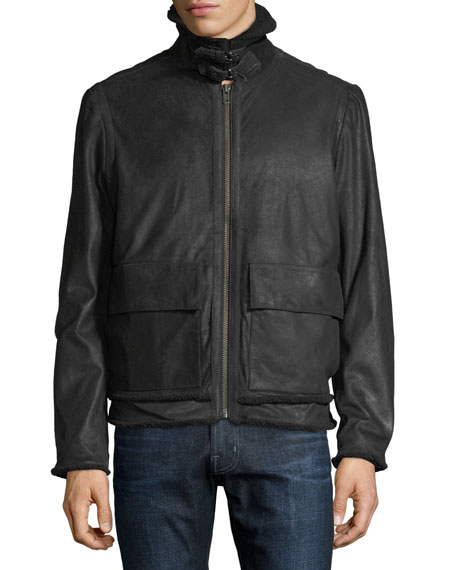 Men's Lauda Leather Jacket