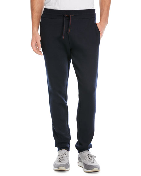 Loro Piana Cashmere Jogging Pants