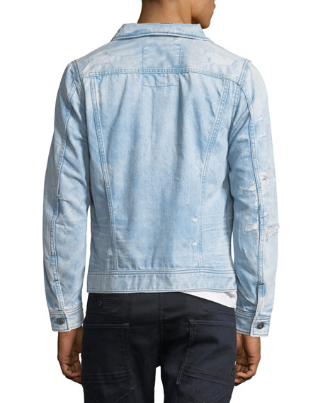 3301 Deconstructed Slim-Fit Jacket