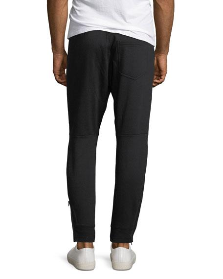 5621 Self-Tie Sweatpants