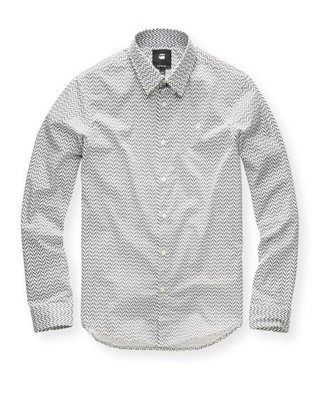 Core Chevron Sport Shirt