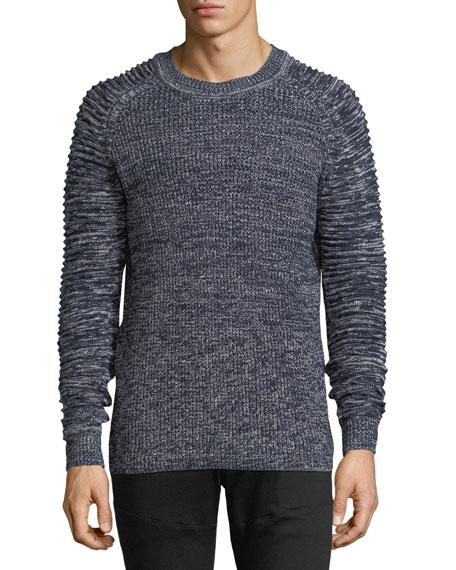 Suzaki Cotton-Knit Sweater