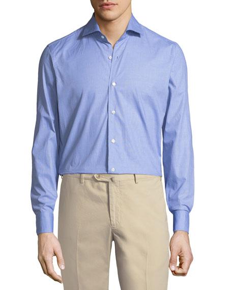 Albert Micro-Fancy Sport Shirt