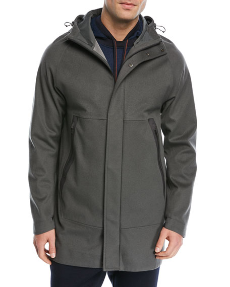 Loro Piana Shieldly Cashmere Storm System?? Parka with