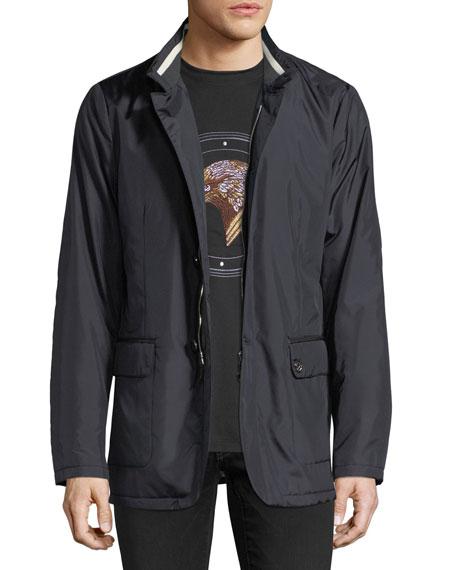 Stefano Ricci Water-Resistant Silk Jacket