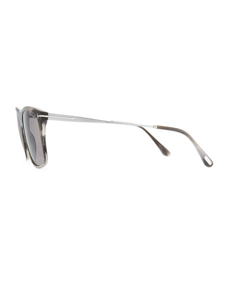 Max Rectangular Sunglasses