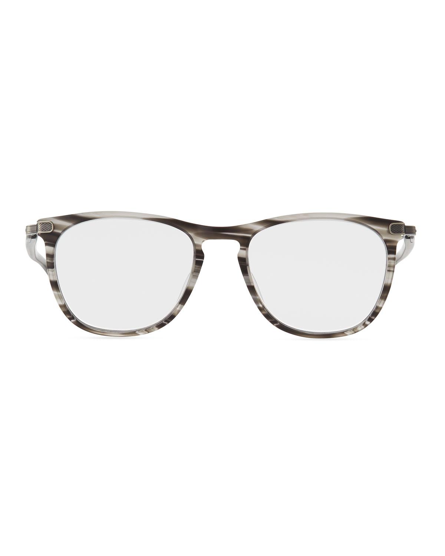 Barton Perreira Men\'s Lautner Acetate Reading Glasses-3.0 | Neiman ...