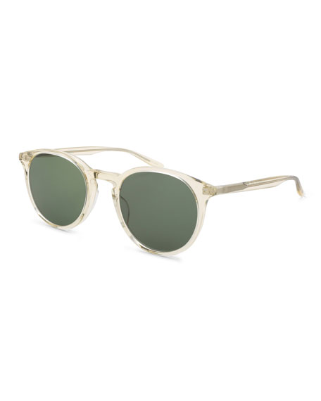 Men's Princeton Round Sunglasses