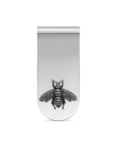 Gucci Bee Money Clip