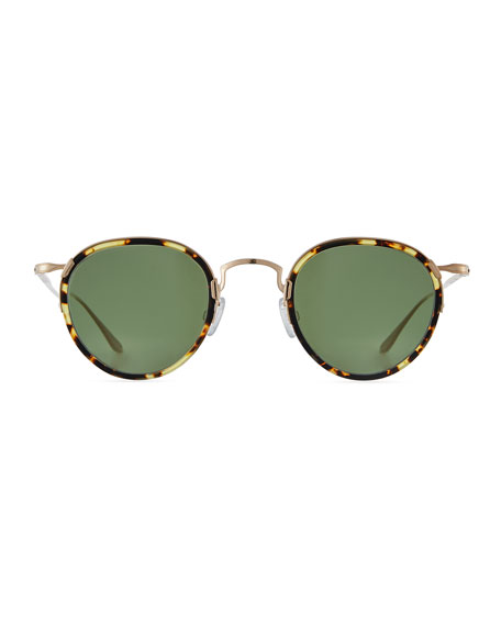 Men's Aalto Matte Metal Sunglasses