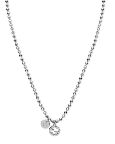 Men's GG Charms Necklace