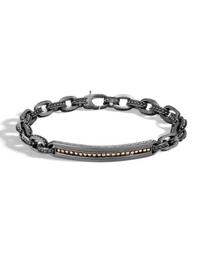 Men's Classic Chain Jawan Station Bracelet