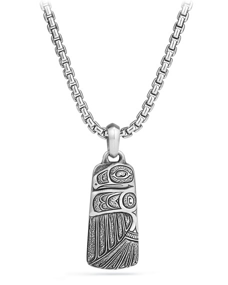 Northwest Sterling Silver Pendant