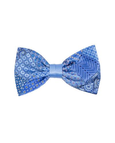 Patchwork Bow Tie