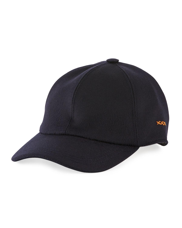 Cashmere baseball cap Ermenegildo Zegna OYLgaylCy