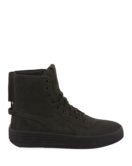 Men's XO High-Top Sneakers