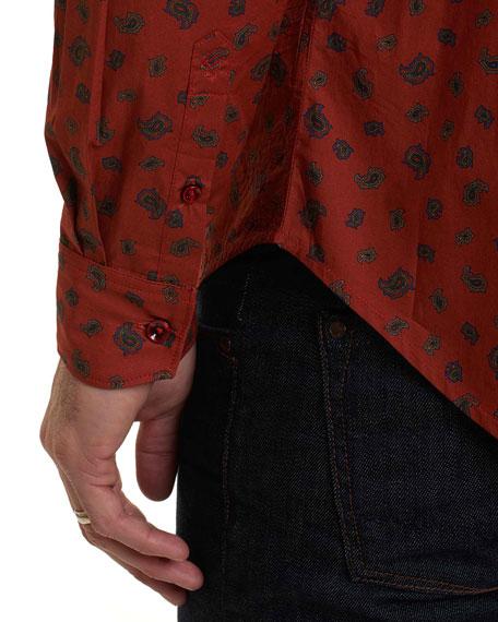 Cold Spring Paisley Shirt