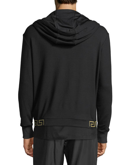 Iconic Hooded Sweat Jacket
