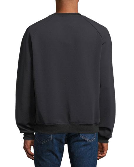 Men's Dionysus Metallic-Graphic Sweatshirt