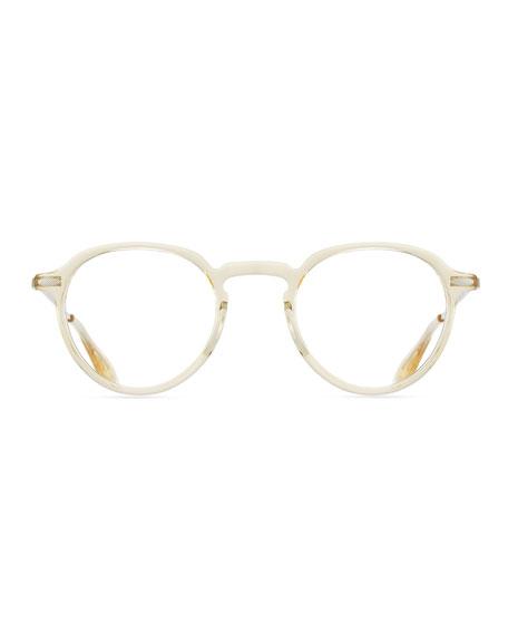 Elon Round Translucent Optical Glasses