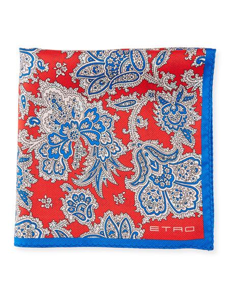 Pochette Jamul Silk Pocket Square