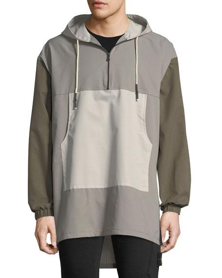 1989 Quarter-Zip Pullover Coat