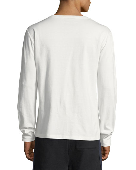 Mobley Graphic Long-Sleeve Shirt